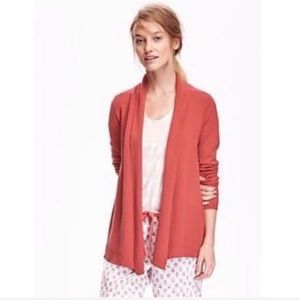 Old Navy Rib Front Cardigan